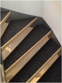 Anwednungen auf Treppen